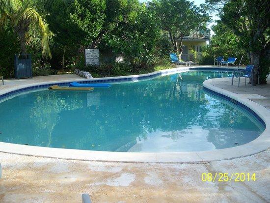 Pineapple Fields Resort: Pool area