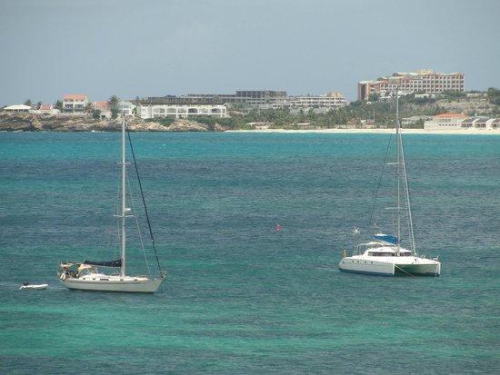 The Villas at Simpson Bay Resort & Marina: Vista do Apartamento