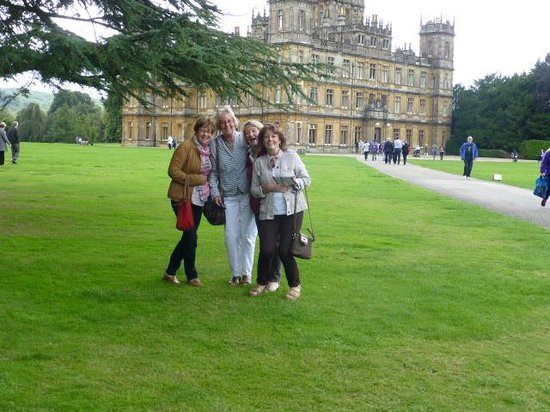 Highclere Castle: A super day with friends