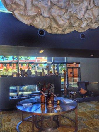 Evidencia Belverde Atitude Hotel : lobby