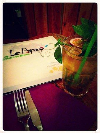 Le Papaya : Fantastic restaurant!