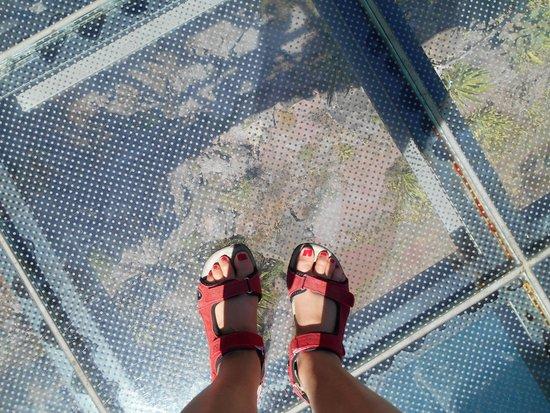 Cabo Girao : le vide