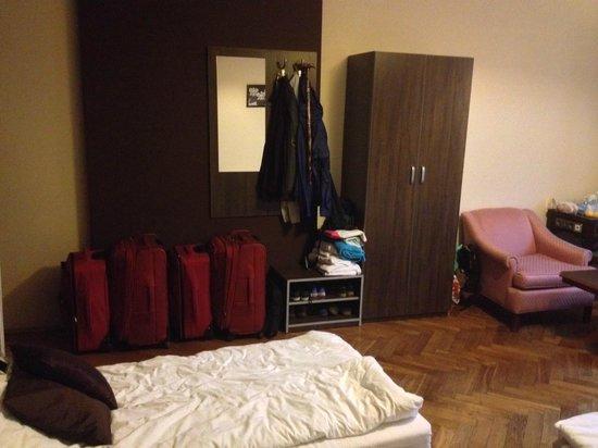 Aparthotel Siesta : Room