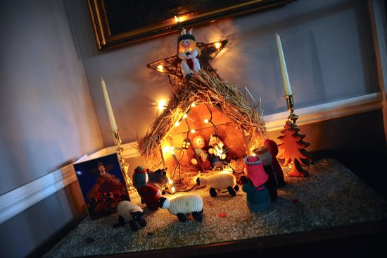 The Lake Country House & Spa: Nativity