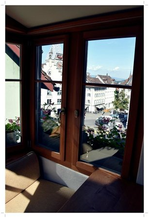City-Hotel Ochsen Zug : beautiful view