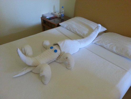 Three Corners Rihana Resort: Every day a clean room