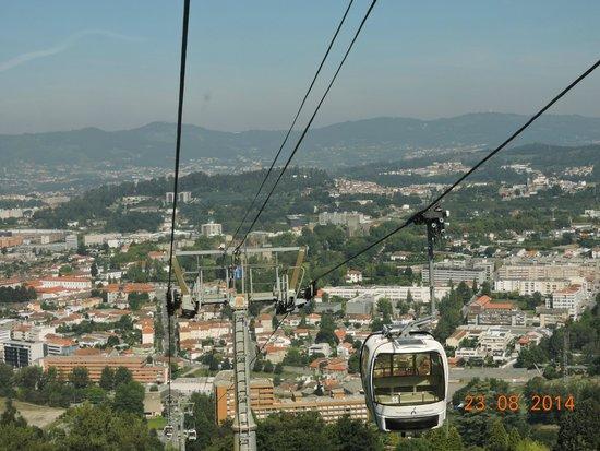Teleférico de Guimarães : Teleferico de Guimares