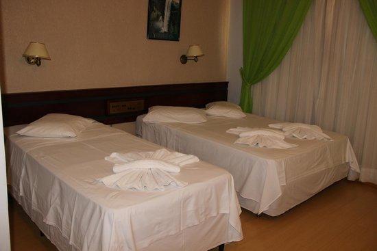 Muffato Plaza Hotel: apartamento