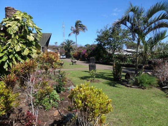 O'tai Hotel: hermoso jardin