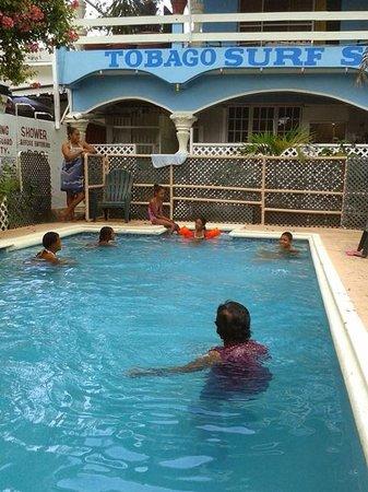 Surf Side Hotel Tobago: Surfside Pool