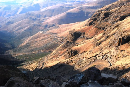 Sani Mountain Lodge: Sani Pass