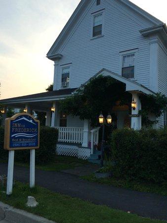 Inn on Frederick: entrance