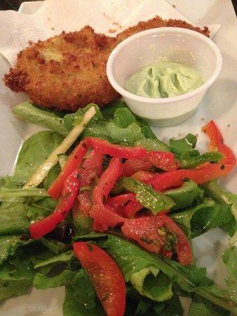Bizou: Fried Green Tomatoes