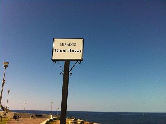 Hotel El Balear: El mirador Giuni Russo ad Alghero