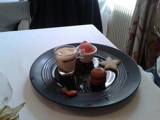 Restaurant le Cygne: Assiette degustation