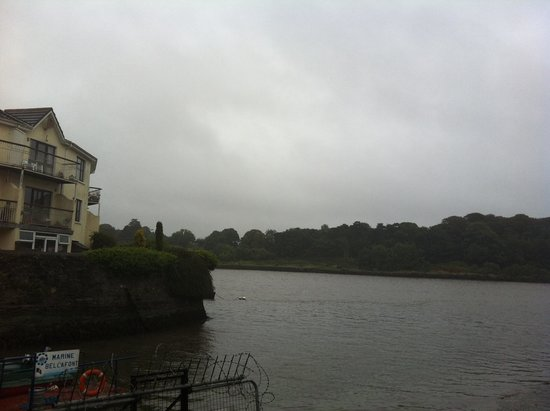 Waterford Marina Hotel: View from room