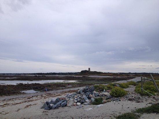 View from Lihou island