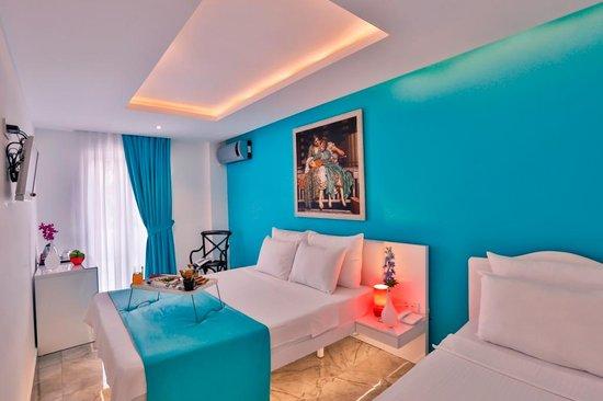 Bellezza Hotel: Superior Family Room 1