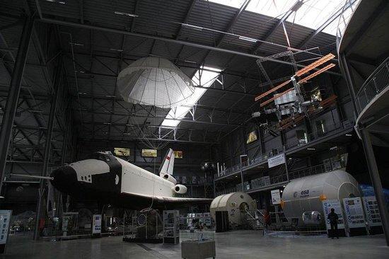 "Technik-Museum Speyer: ""Буран"""