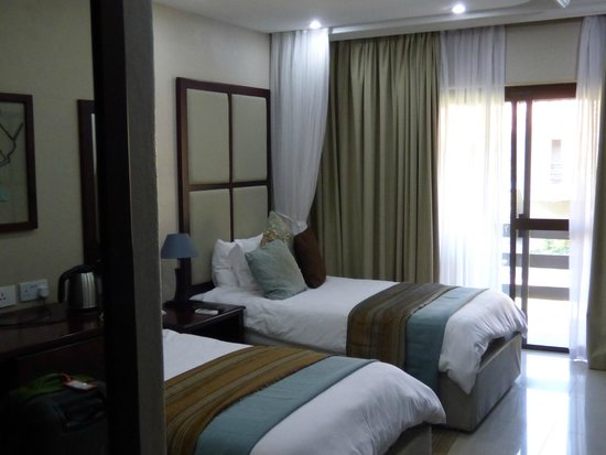 A'Zambezi River Lodge : Room