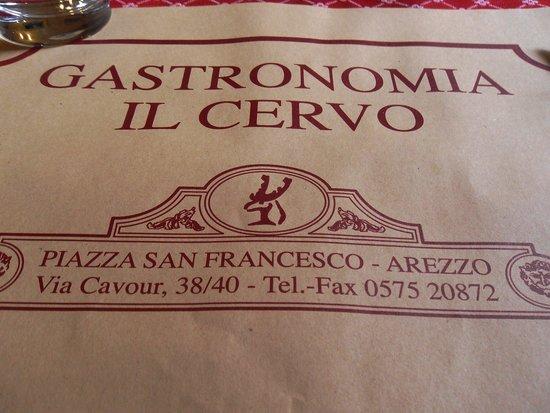 Gastronomia Il Cervo