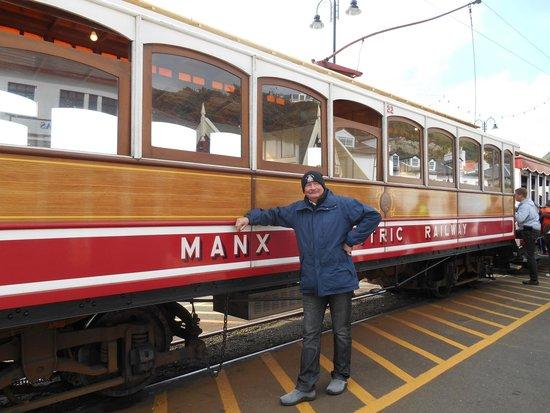 Manx Electric Railway: Douglas