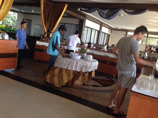 Bintan Agro Beach Resort: asiana