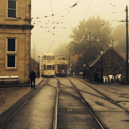 Crich Tramway Village: The village