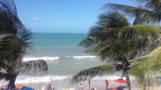 Visual Praia Hotel: Vista Hotel