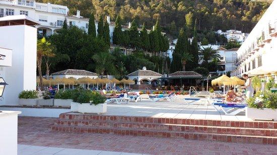 TRH Mijas: Pool area