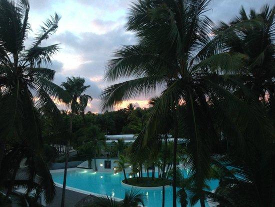 Hotel Riu Naiboa: Second Floor View