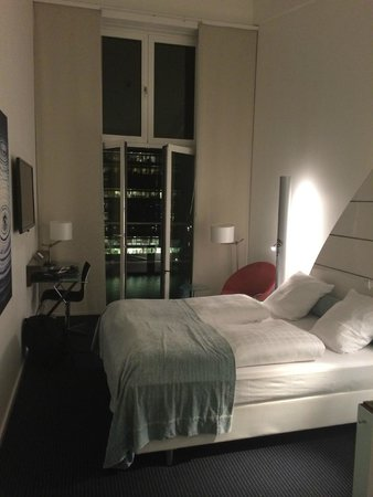 Copenhagen Island Hotel: room