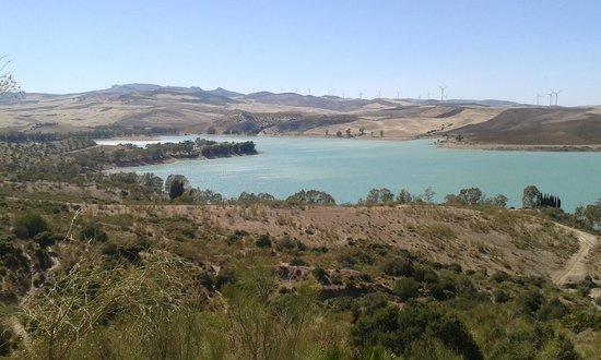 Caminito Del Re : Søen i et andet perspektiv..