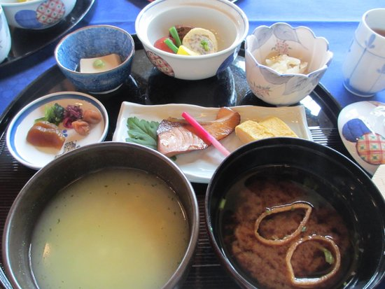 Main Dining Room Mikasa : 茶がゆ定食