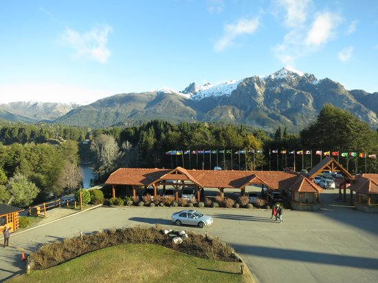 Llao Llao Hotel and Resort, Golf-Spa: vista do quarto