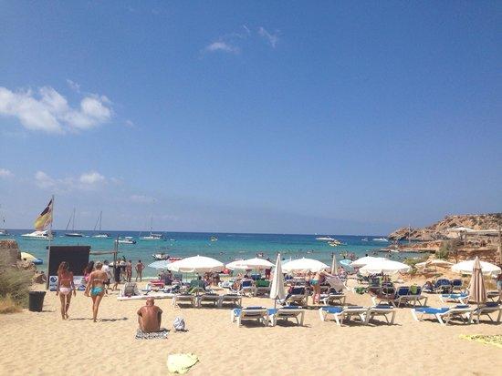 Playa de Cala Tarída