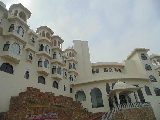 Bhairav Garh Palace : hotel