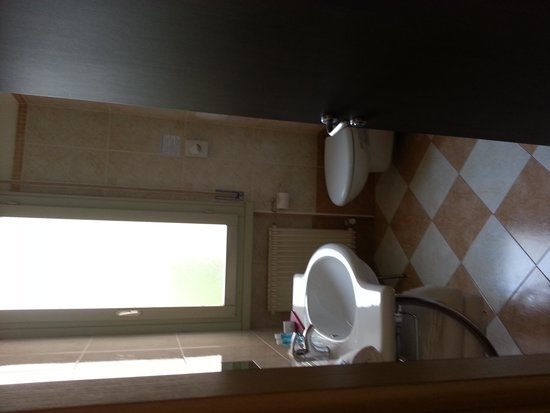 Hotel Villa Enrica : Bagno camera Fusion