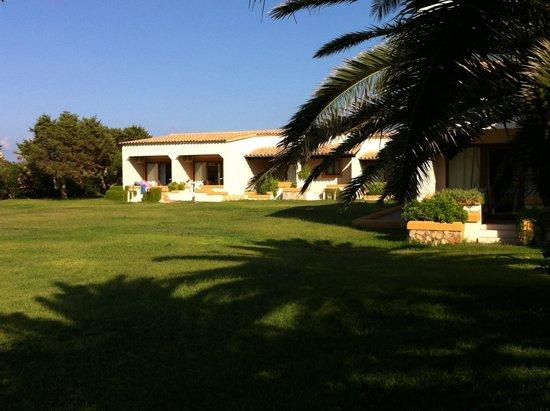 Hotel Club Punta Prima: Le camere