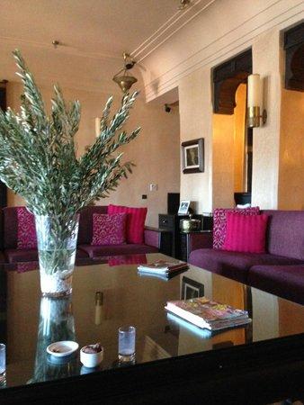 Widiane Suites & Spa : Lobby