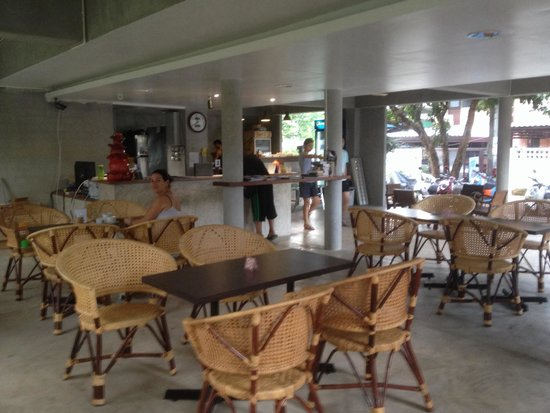 Lamphu House: Dining area