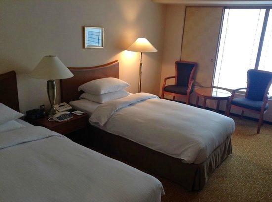 Hilton Nagoya: 客室