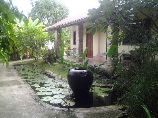 Sabaidee Guesthouse : Les bungalows (grands)