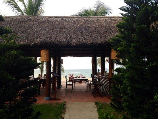 Palm Garden Beach Resort & Spa : Beach bar