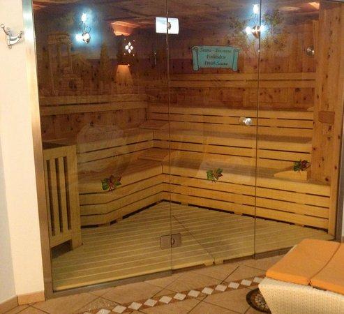 Hotel San Marco: sauna