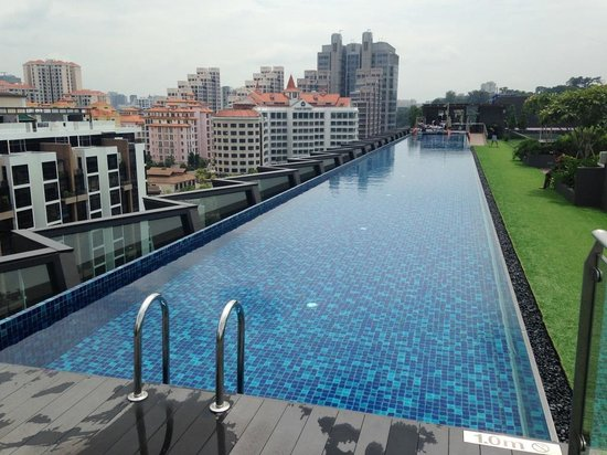 This could be the longest lap swimming pool one can ever find in ...