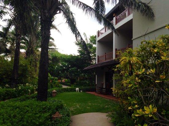 Palm Garden Beach Resort & Spa : Rooms
