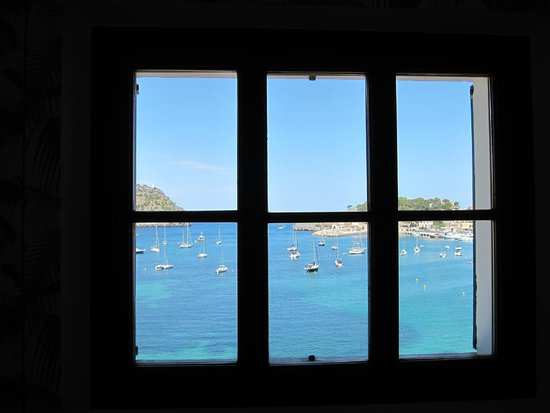 Esplendido Hotel: Amazing view from our room
