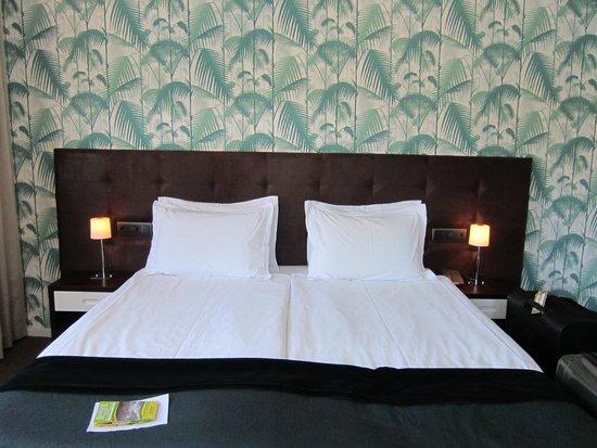 Esplendido Hotel: The room