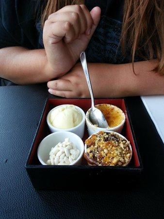 Sticks n Sushi: Dessert